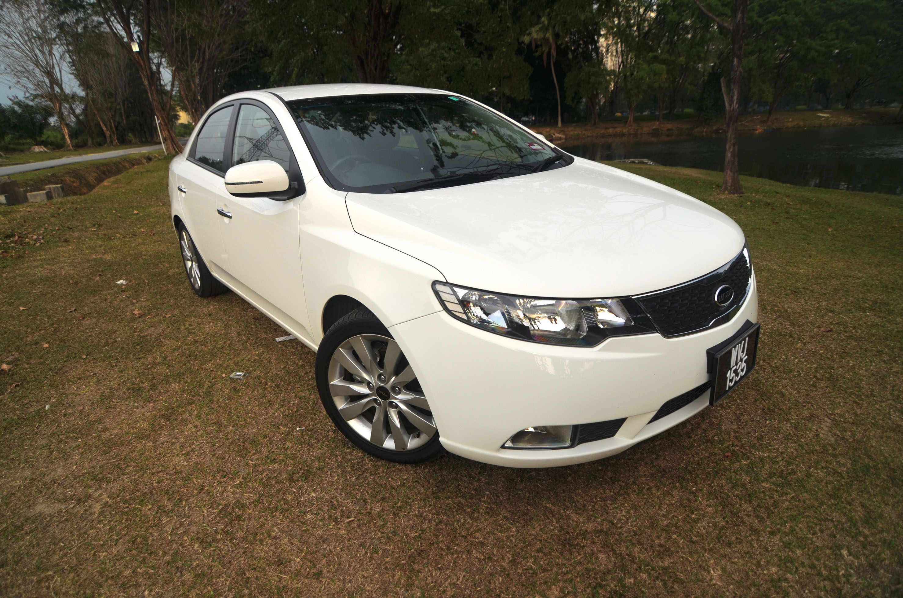 Kia Forte 2 0 - I am left sufficiently speechless - kensomuse