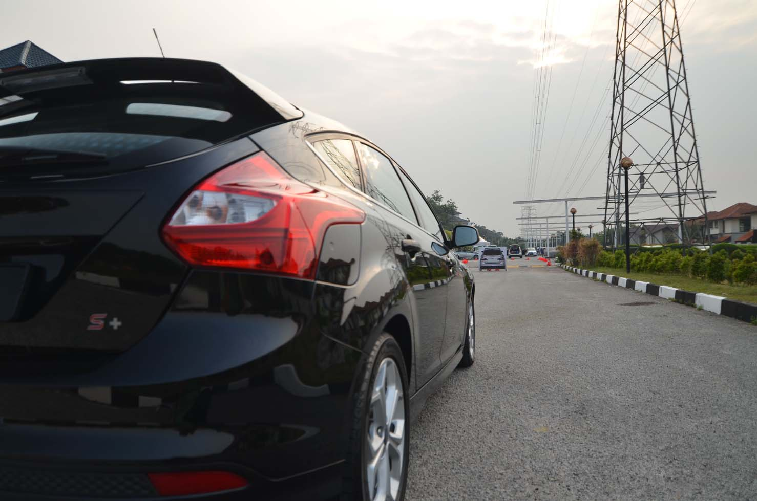 The New Ford Focus Tried And Tested Kensomuse 2012 Fuel Tank