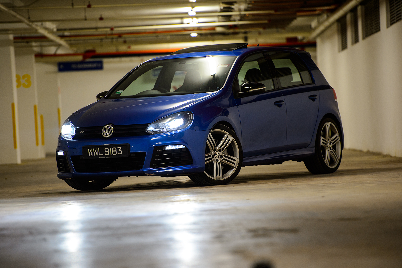 The Volkswagen Golf R Ultimate Kensomuse Wiring Harness
