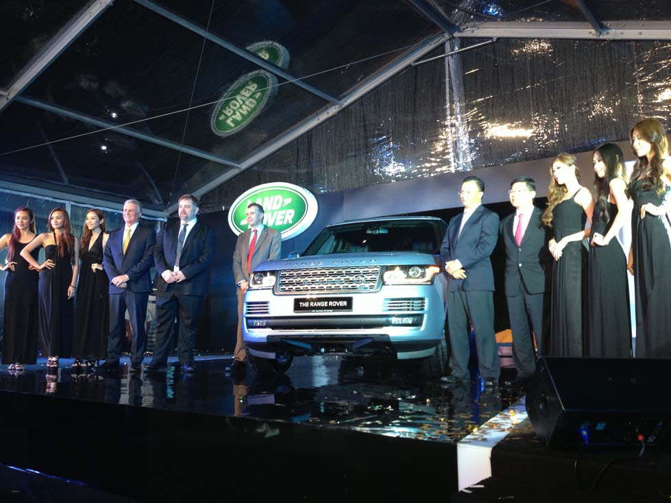 new car release in malaysia 2013The allnew 2013 Range Rover  Launched in Malaysia  kensomuse