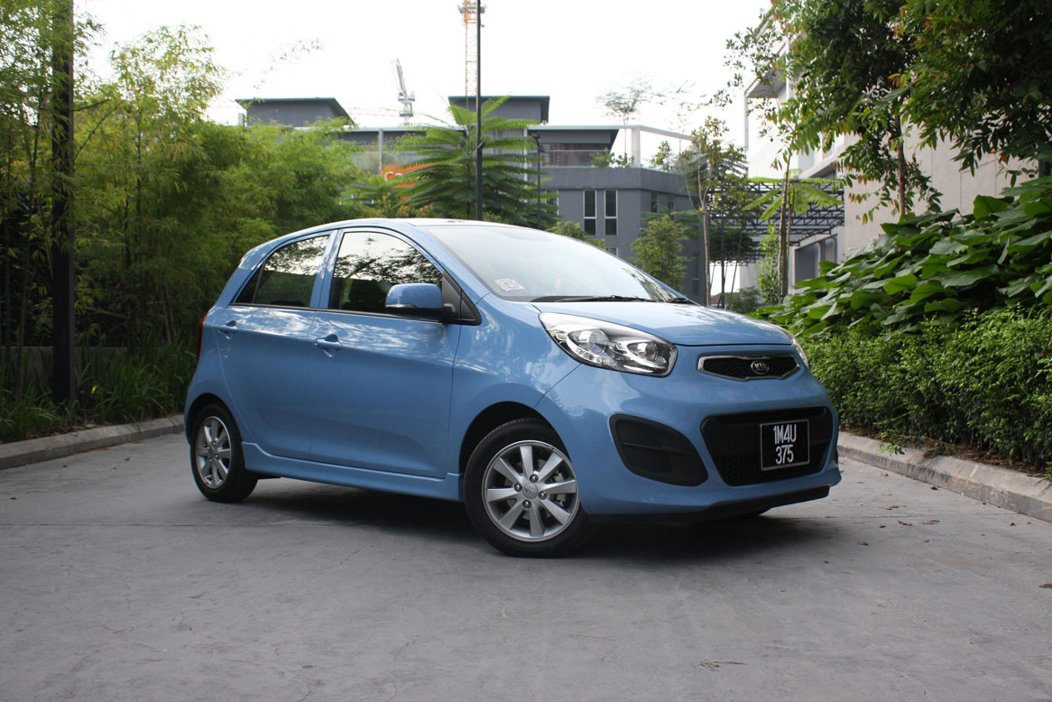 The all-new Kia Picanto – ALL in smALL