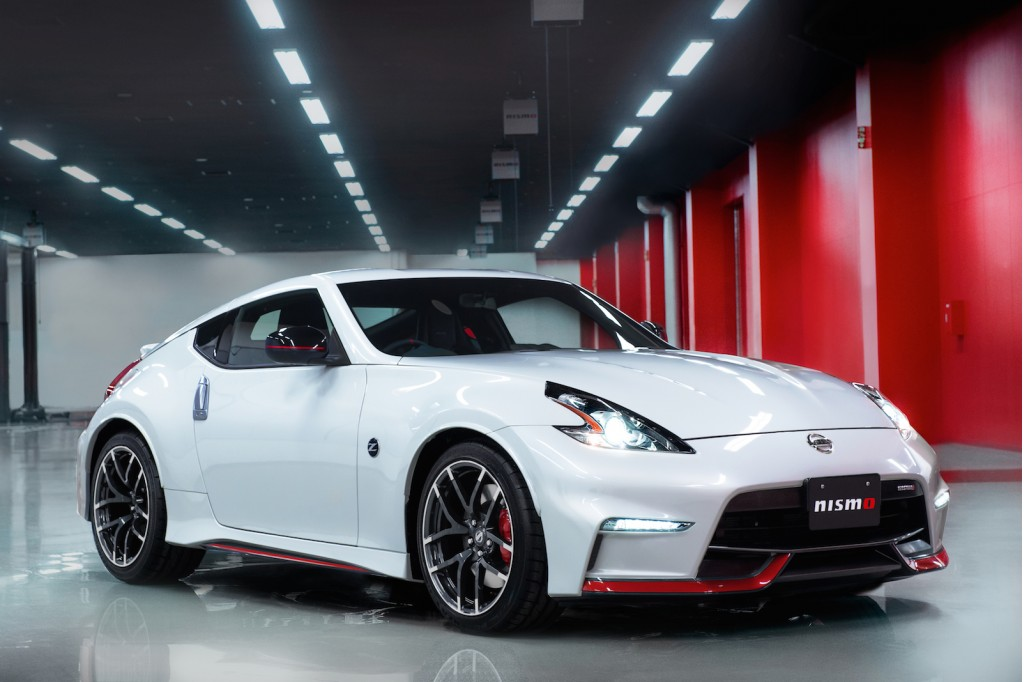 The Nissan 370Z NISMO U2013 Refreshed And Updated