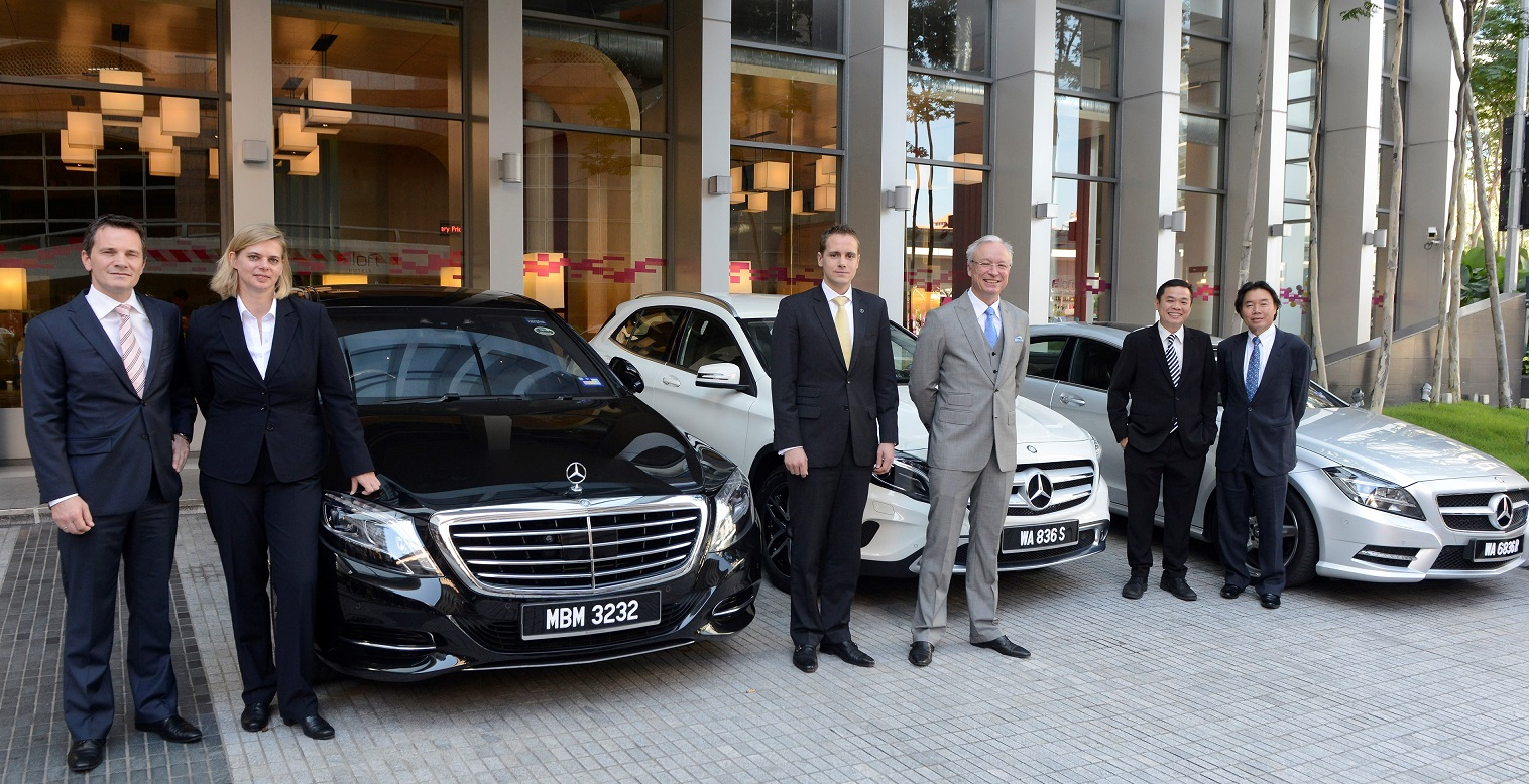 2014 a record breaking year for mercedes benz malaysia for Mercedes benz south atlanta service