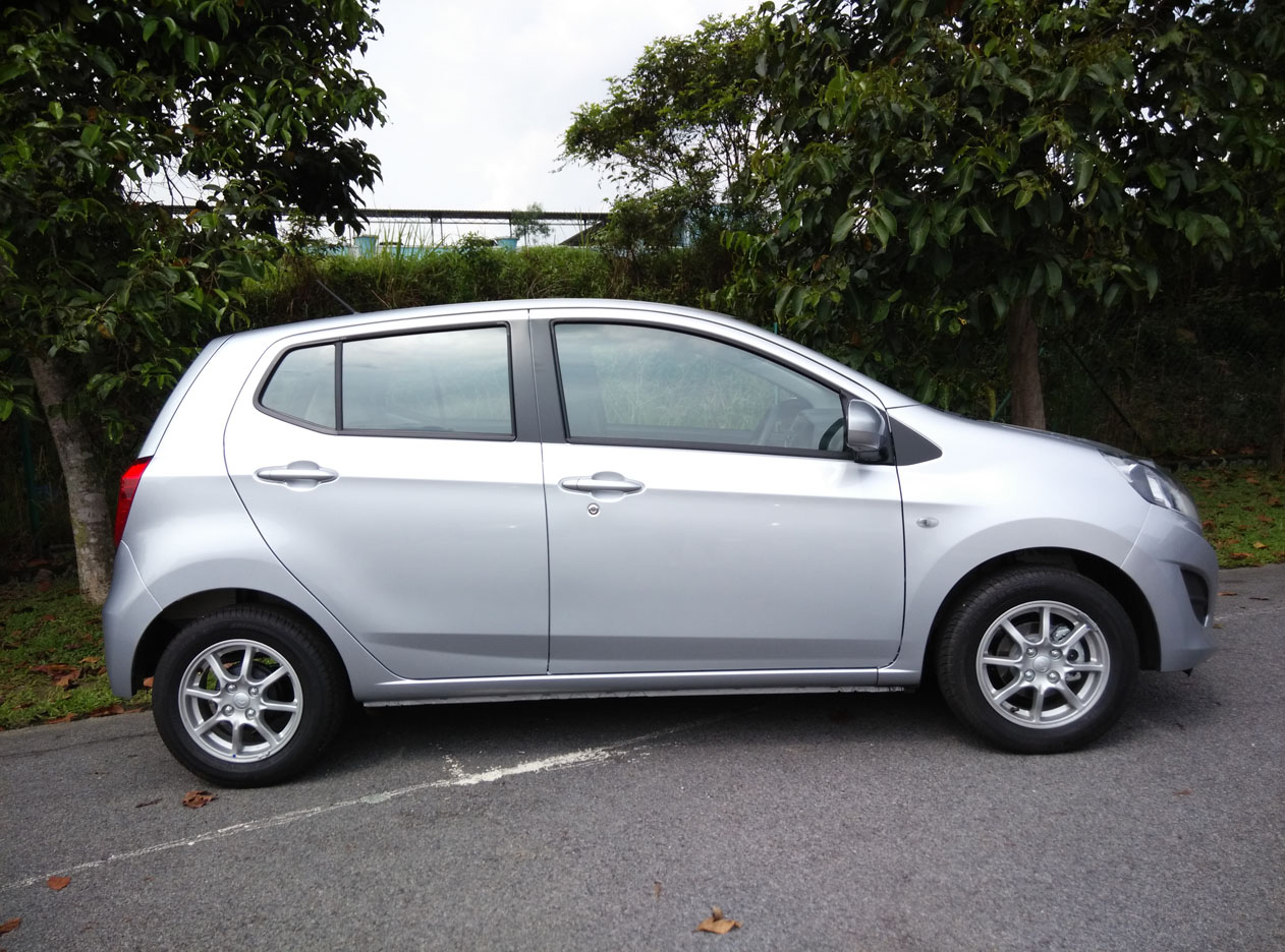 Perodua Axia Review 2012 Ford Focus Sync Wiring In The End I Can Fathom Why Over 65000 And Counting Signed Papers For Without Clamouring Cars Design Or Features