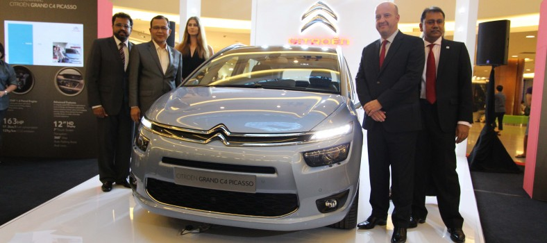 Citroen GC4P Launch 1