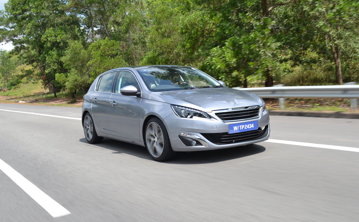 The All New Peugeot 308 Thp All New Driving Sensations
