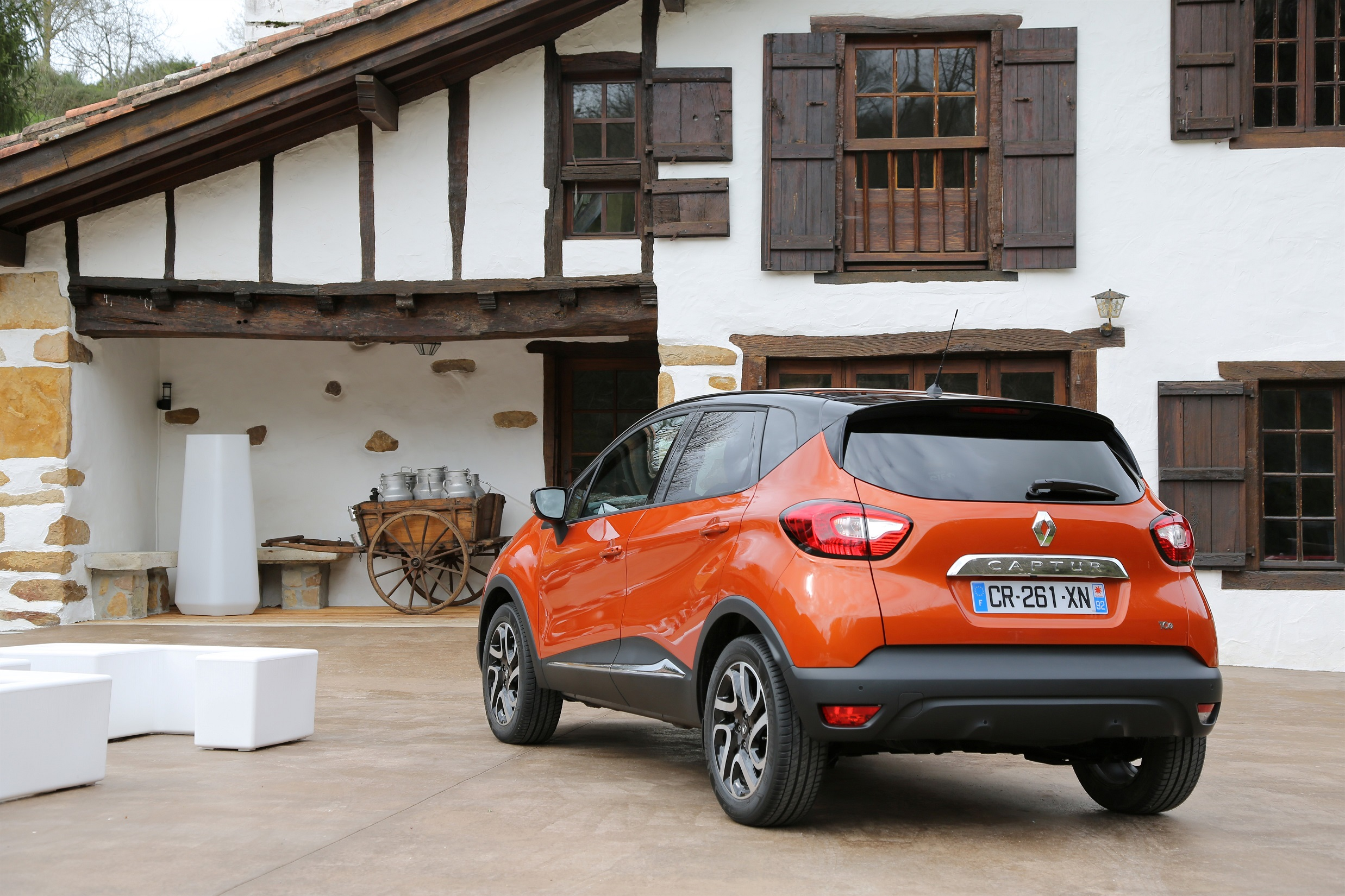 Renault Captur_In Basque Country