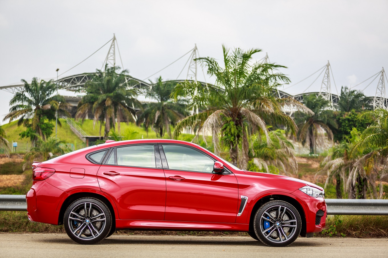 Bmw X6 M Launched