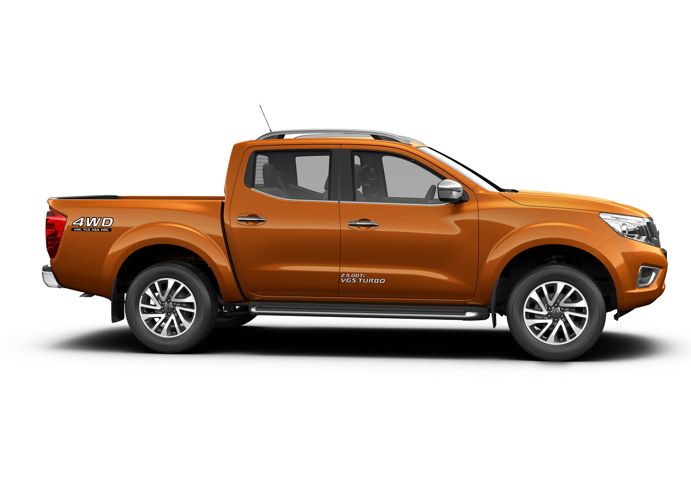 02 All-New NP300 Navara_Double Cab_Side