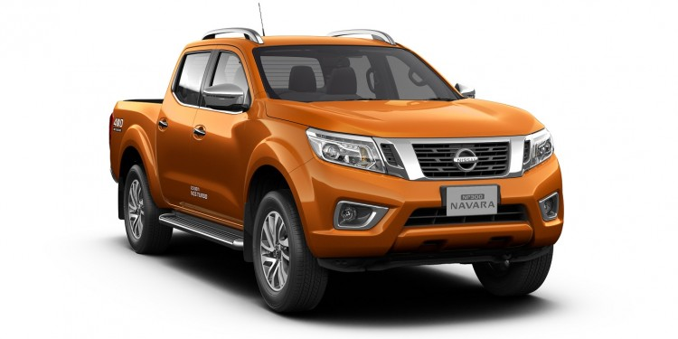 03 All-New NP300 Navara_Double Cab_Front