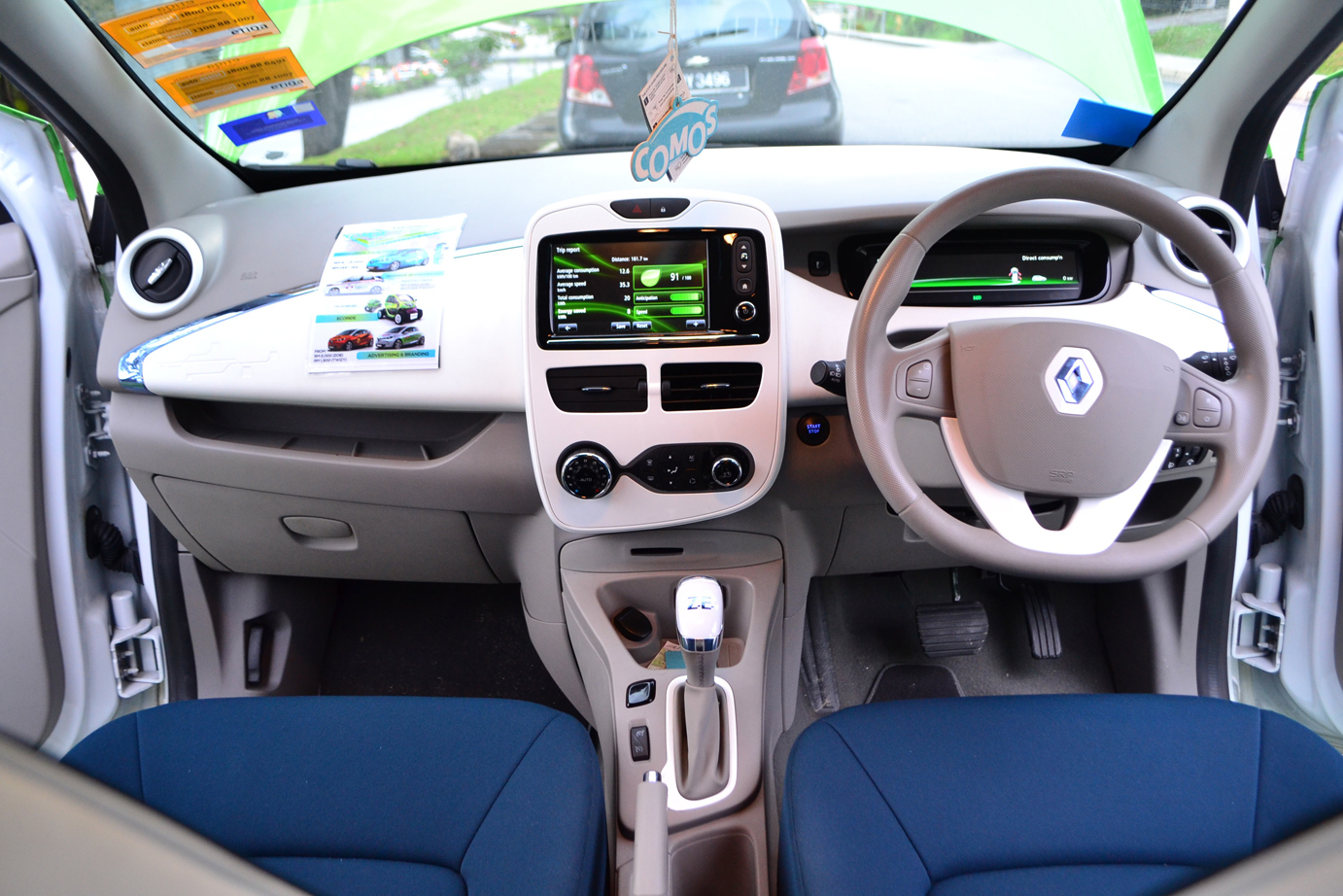 renault zoe price in india