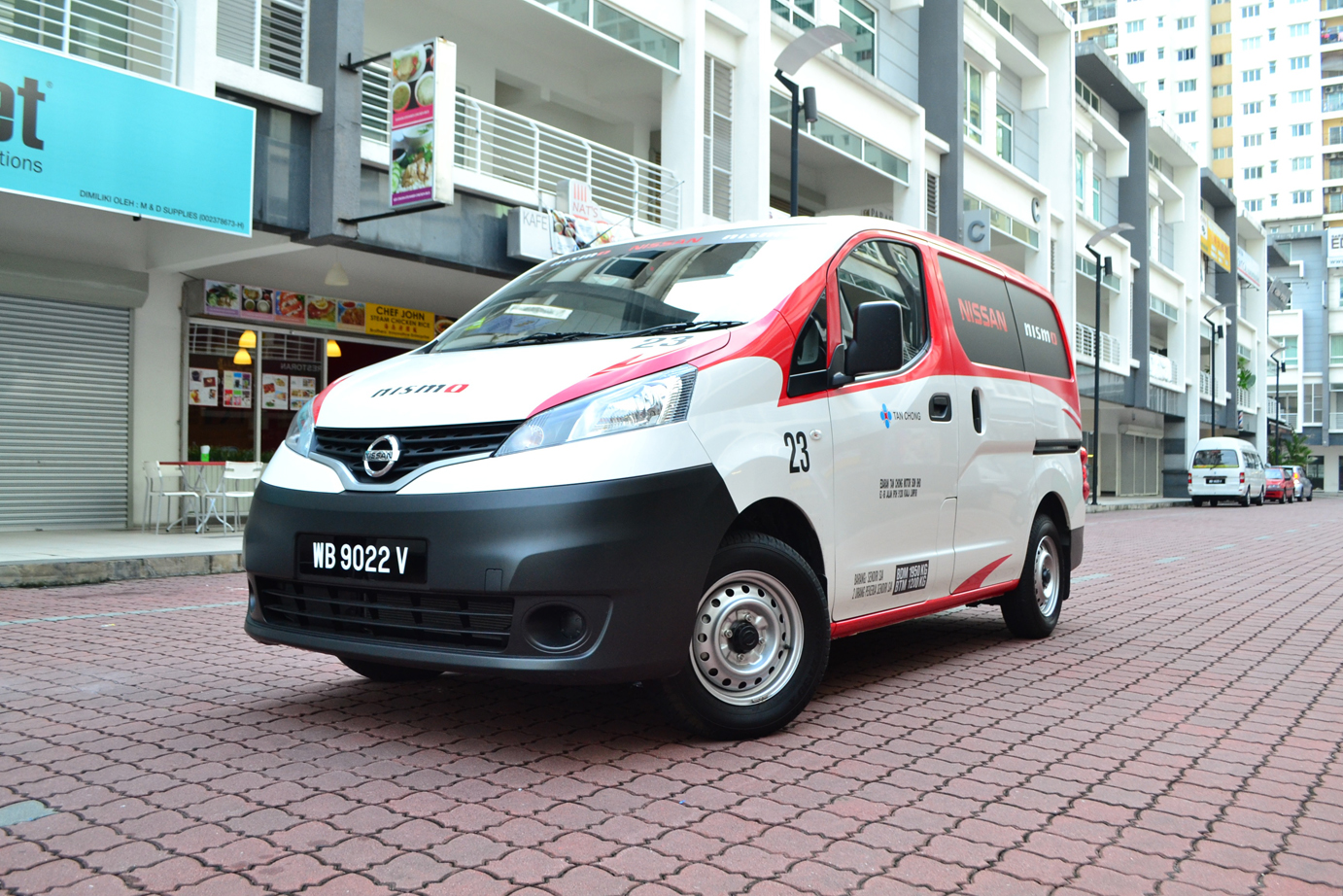 b1f14bfcf3 The Nissan NV200 - Limitless Potential - kensomuse