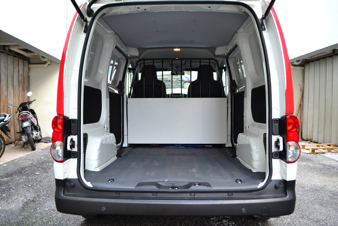 The Nissan Nv200 Limitless Potential Kensomuse