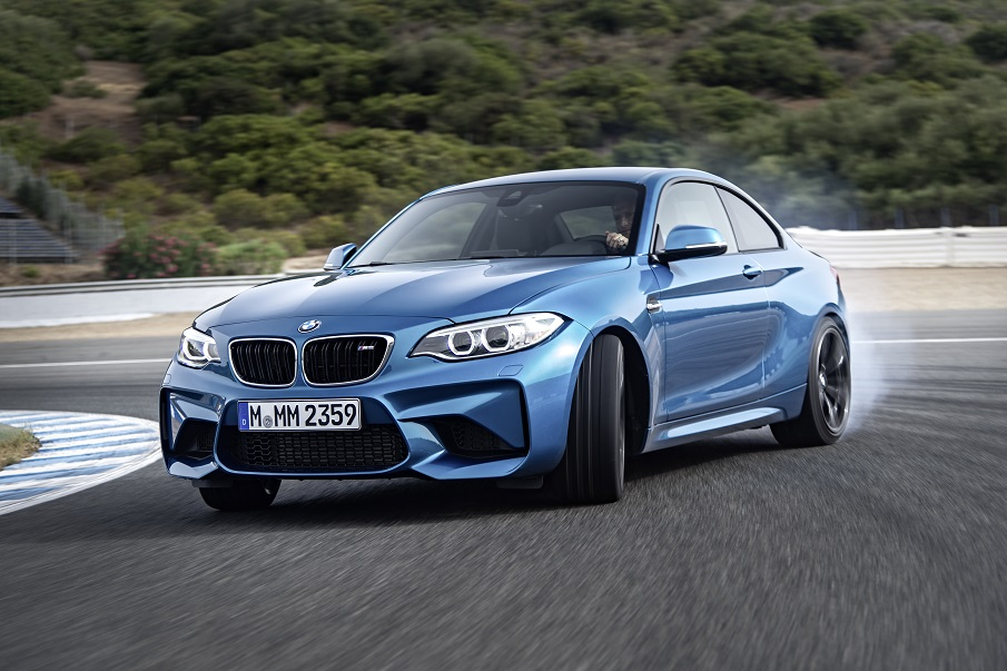The New BMW M2 Coupé (7)