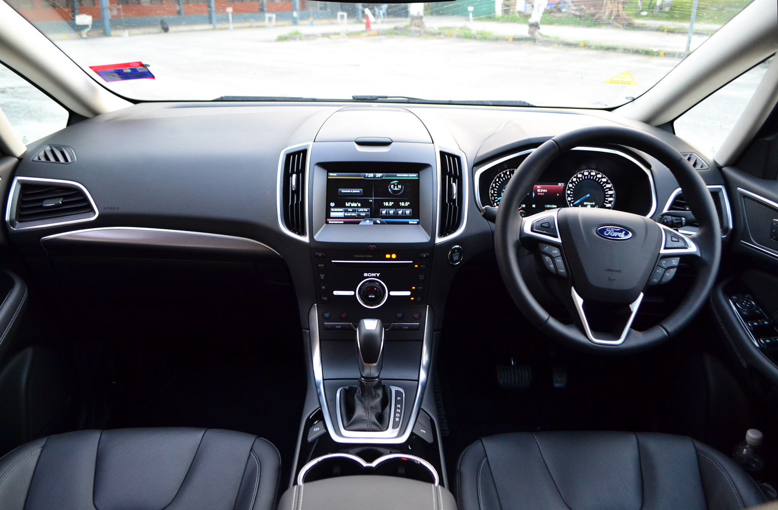 The All-New Ford S-Max - Test Drive Review - kensomuse