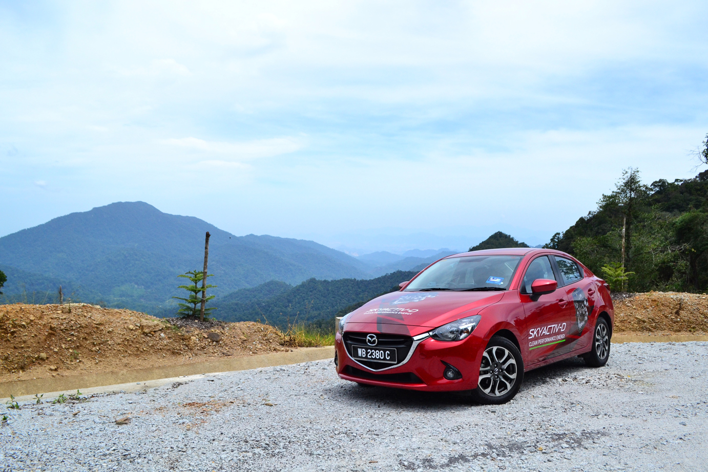 The Mazda 2 Skyactiv D Sedan Great Things Come In Small Packages Kensomuse