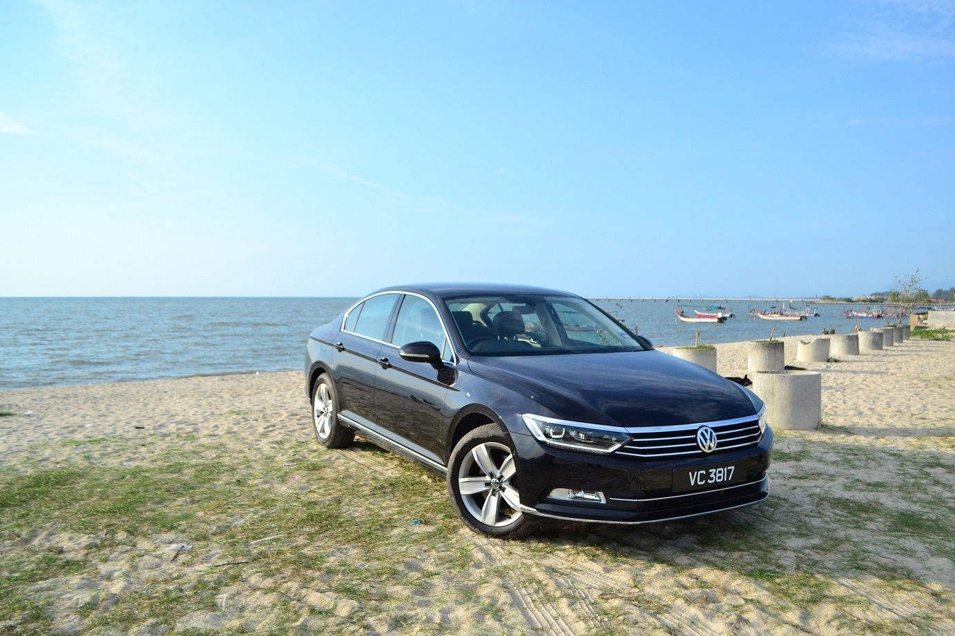 The Volkswagen Passat 1 8 TSI - Dare you? - kensomuse