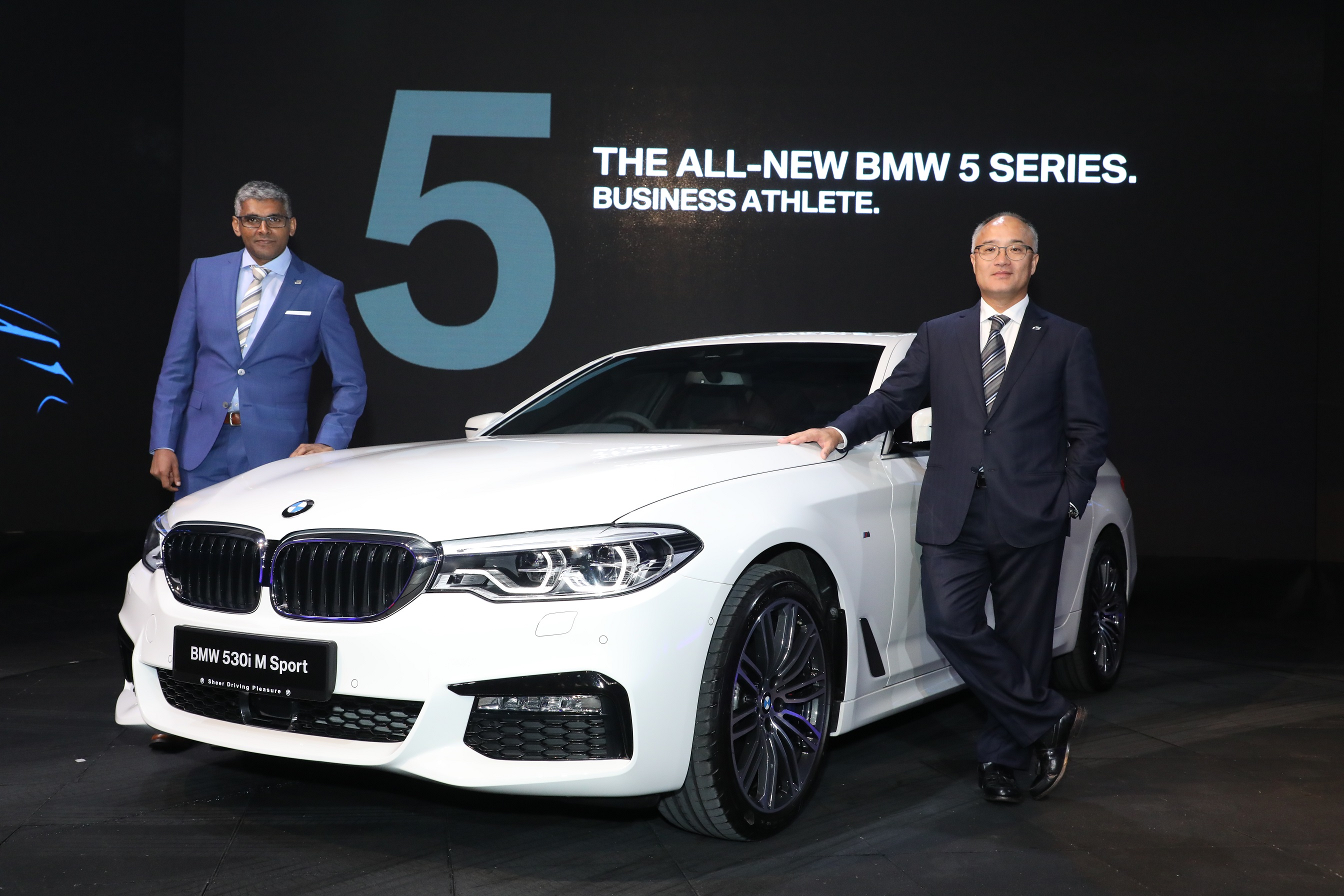 The all-new BMW 5-series (G30) launched - All You Need to Know