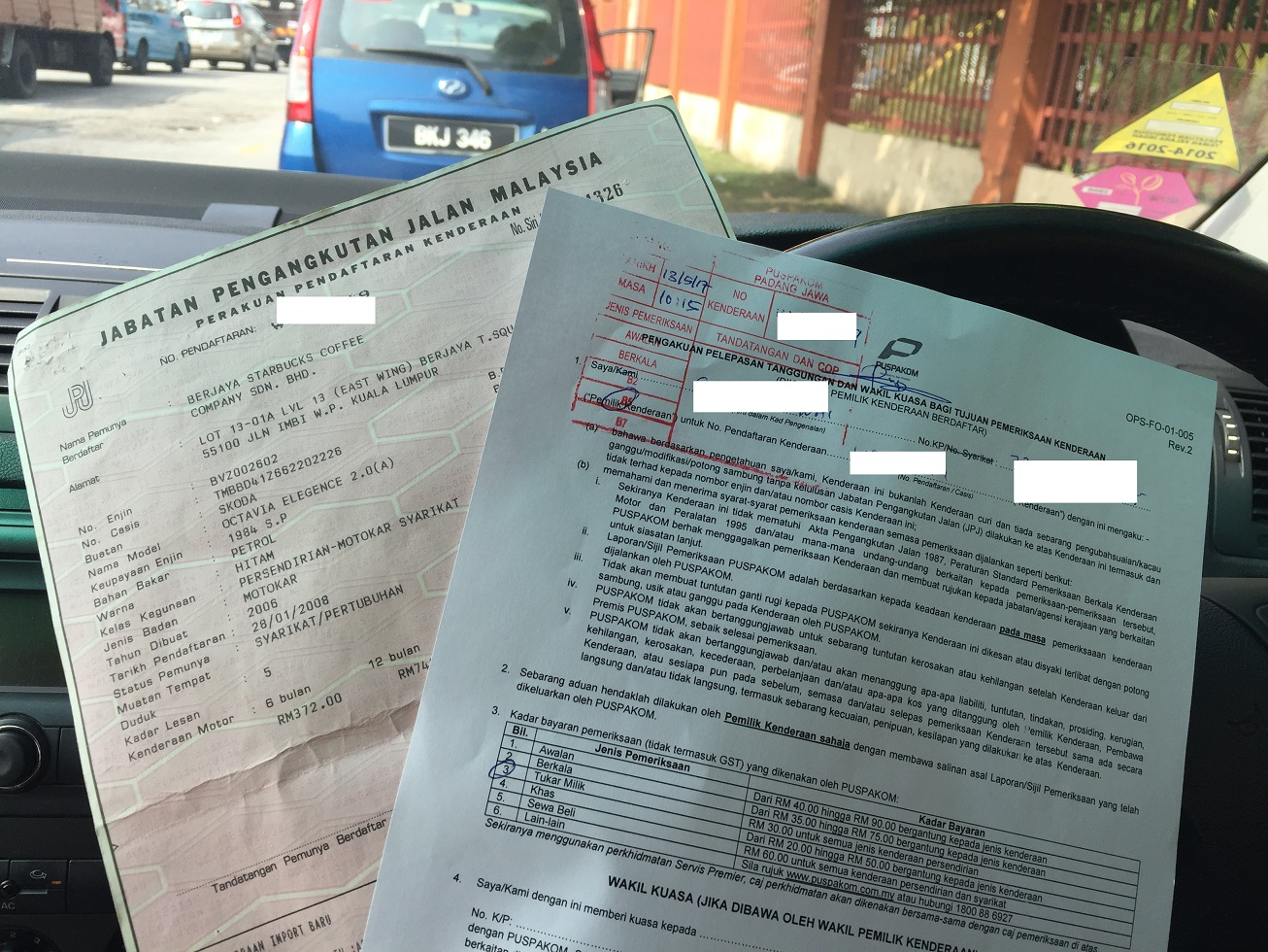 Registration of cars. Documentation Friends, what documents are needed when registering a supported car bought from the hands of the traffic police