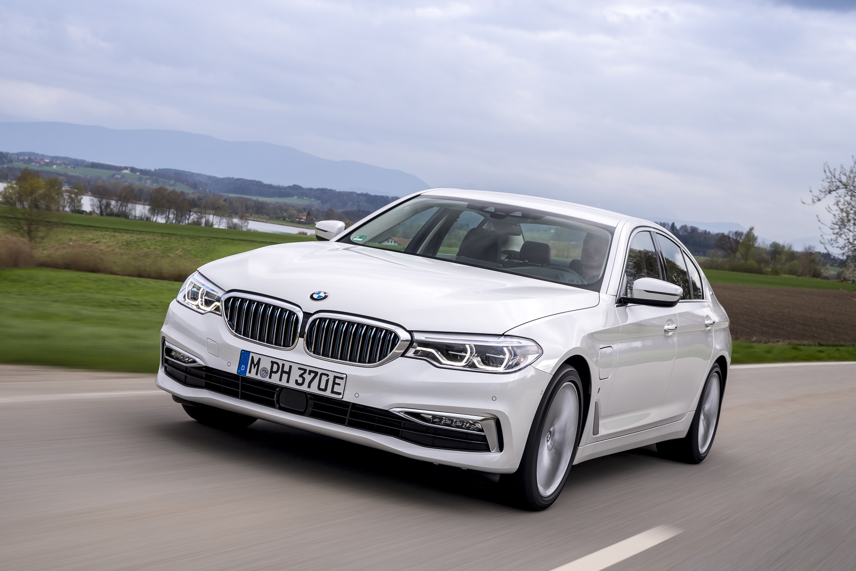 The BMW BMW 5 Series Hybrid with eDrive Technology 530e - launched