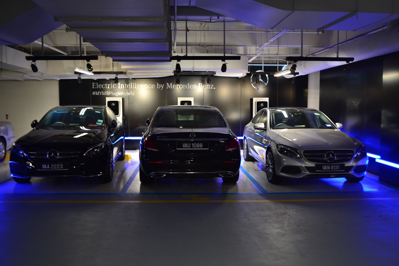 Charging Stations For Evs And Phevs Good On Mercedes Benz Malaysia