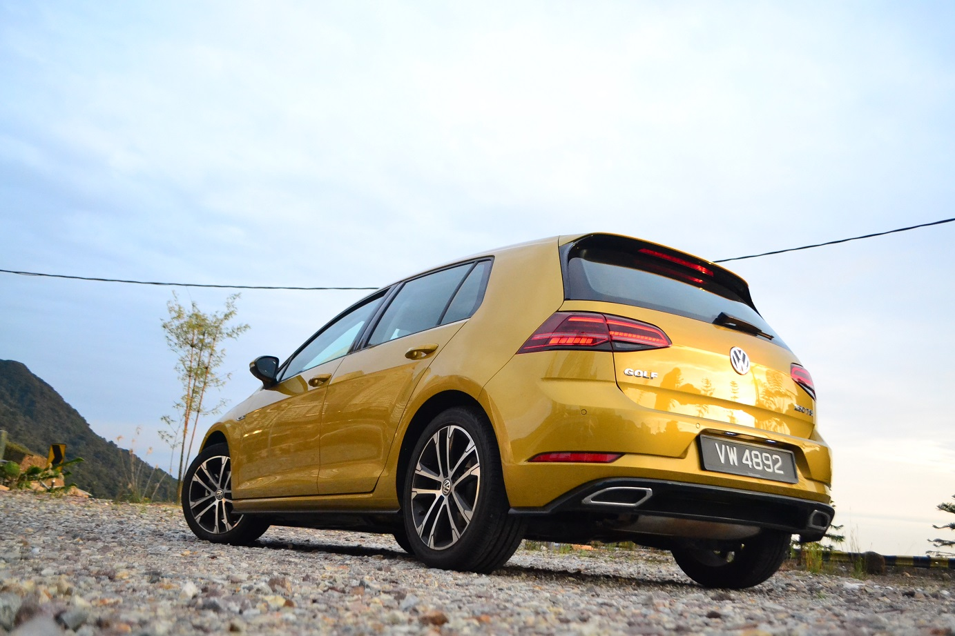 The Golf 1 4 TSI R-line - A perspective from a Golf Mk6