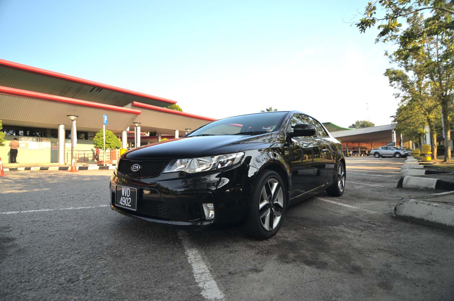 The Kia Koup The Most Affordable Coupe in Malaysia kensomuse