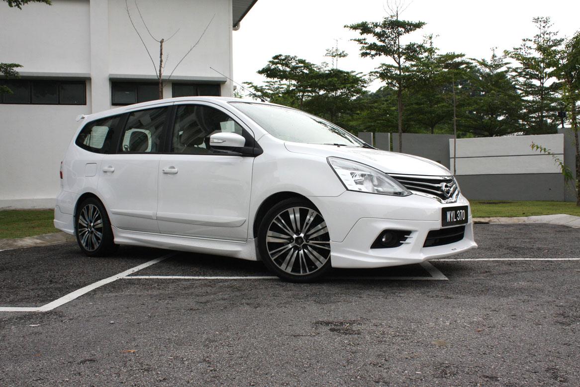 Grand Livina Impul Malaysia