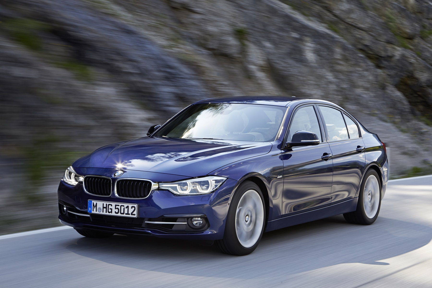 Bmw 3 Series Lci Malaysia Launched 328i Double Din 340i Colour Mediterranean Blue Leather Dakota Oyster Sport Line