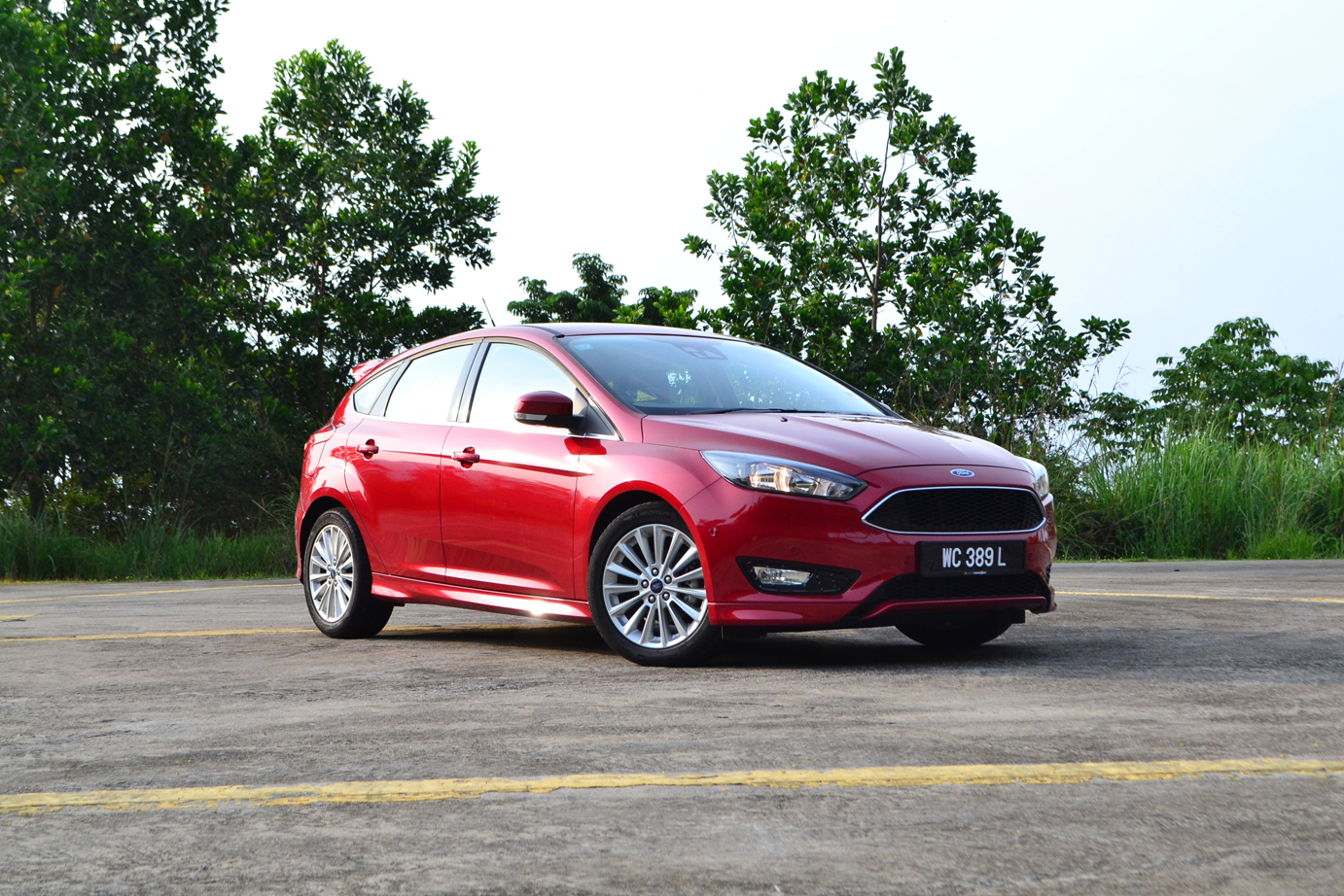 the new ford focus sport+ - the best hatchback under rm150k